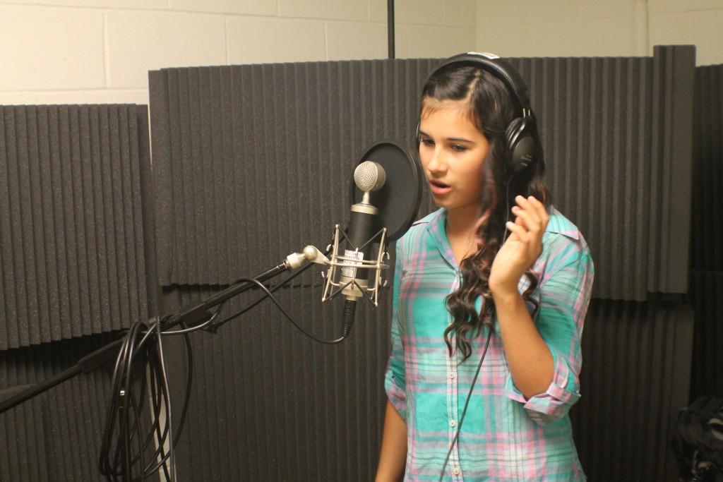 Recording Studio at MPL