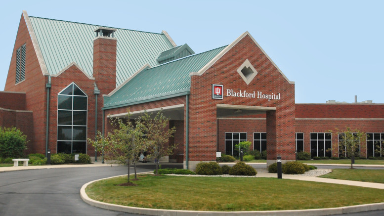 IU Health Blackford Hospital Wins Nation\'s Most Wired Award