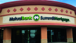 MutualBank's new facility in Fort Wayne is pictured. Photo provided.