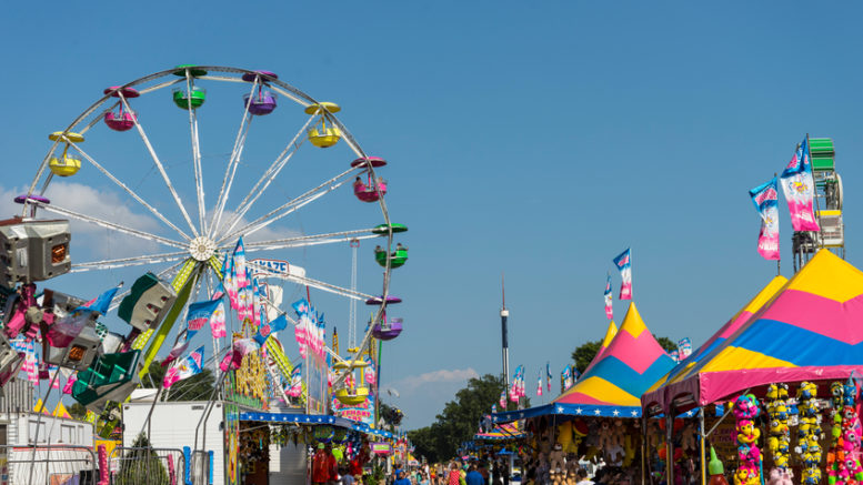 2017 Delaware County Fair Events