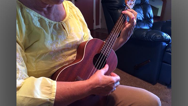 John Carlson Trying Is Key To Making Ukulele Sing Muncie Journal