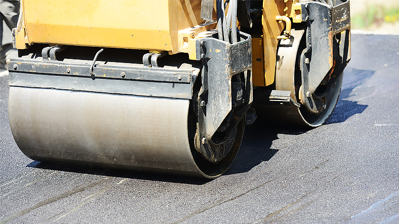 219 lane miles expected to be resurfaced over the next 5 years. Photo by: graphic stock