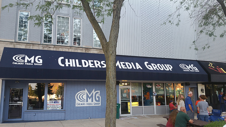 The Childers Media Group. Lima, OH