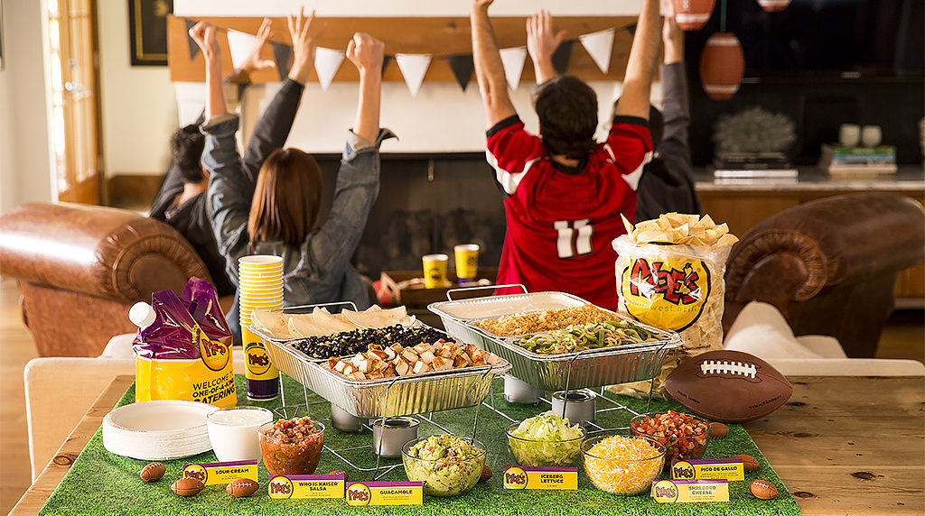 Get Moe's delivered to your home or business through our catering department.