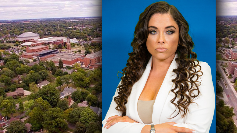 Jasmine Rand to speak at Ball State during Unity Week 2018.
