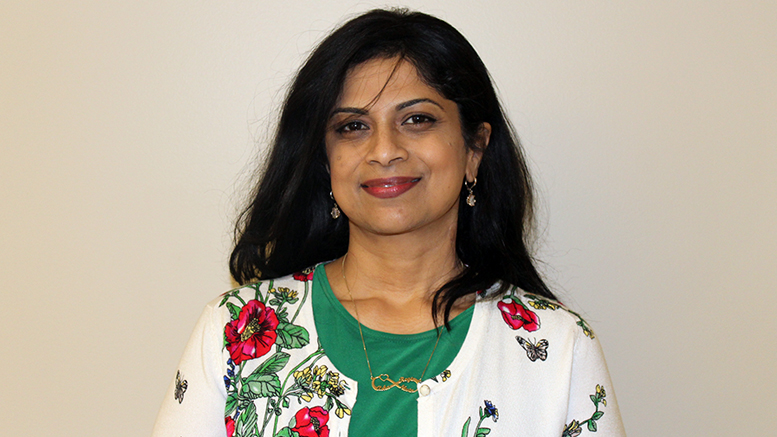 Dr. Beena M. Joseph, Board Certified Pediatrician. Photo provided.