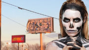 "These days you see zombies on billboards, in crawl spaces ..."" Photo illustration by: Mike Rhodes"