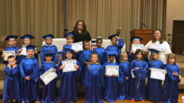 Pre-K students are pictured. Photo provided.