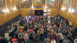 A scene from a past Muncie Brewfest is pictured. Photo provided
