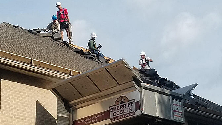 Sheriff-Goslin Roofing Company