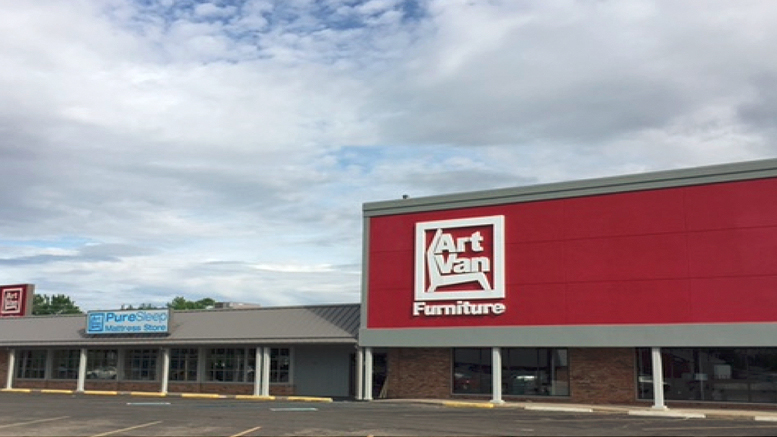 Art Van Furniture Your Favorite Furniture Store Muncie Journal