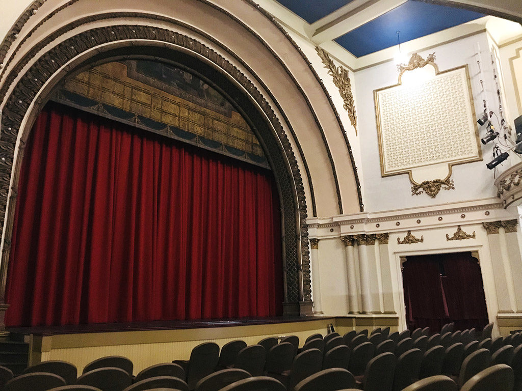 Muncie Civic Theater. Photo provided