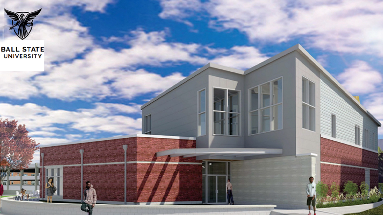 Artist rendering of a new Multicultural Center. Photo provided