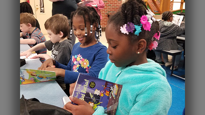 United Way Hands Out 5,000 Books To Keep Kids Reading Through Summer
