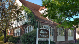 The Alpha Center is located at 315 S. Monroe St. in Muncie. Photo provided