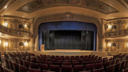 The E.B. Ball Auditorium at Cornerstone Center for the Arts. Photo provided