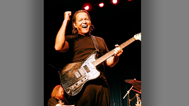 Acclaimed blues-rockers Tommy Castro and the Painkillers will be performing in a FREE outdoor concert on Saturday. Photo provided
