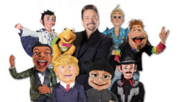 """Terry Fator: It Starts Tonight"" will perform at Emens Auditorium on Friday, September 13, 2019 at 7:30 p.m."