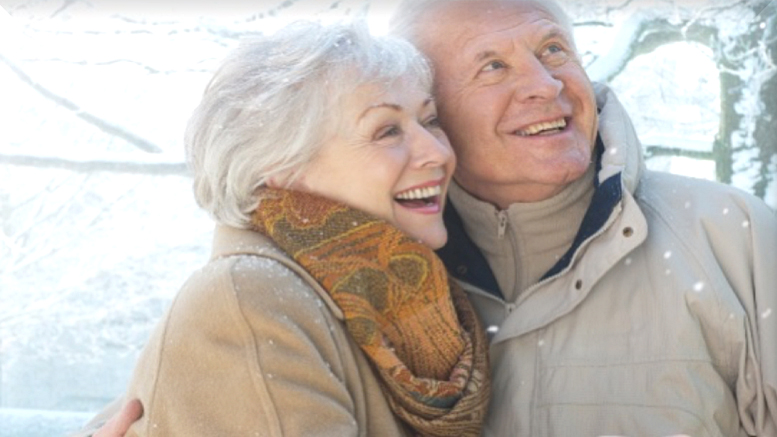 Tips To Help Seniors Prepare For Winter. Photo provided