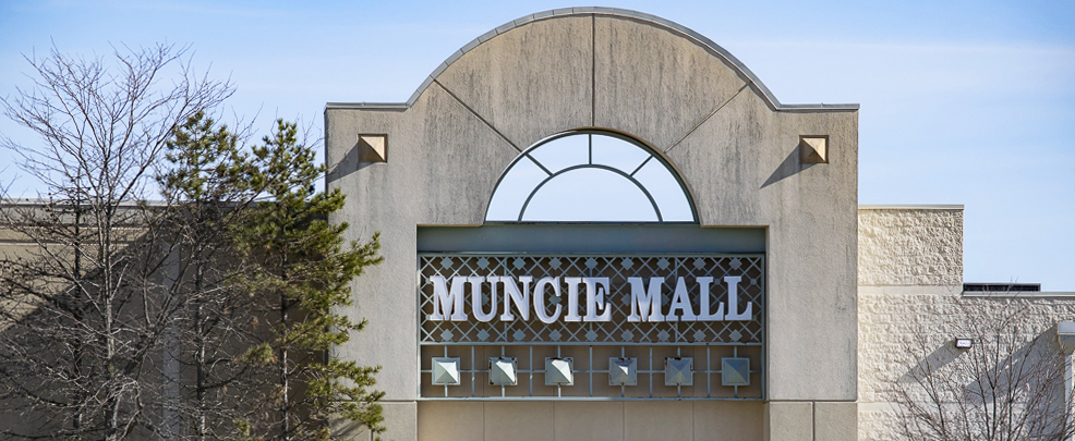 """The Muncie Mall is not going away. It's too important to Muncie"", said Mayor Ridenour. Photo by: Mike Rhodes"