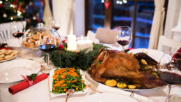 A traditional Thanksgiving may be different this year due to COVID-19. Photo by graphicstock