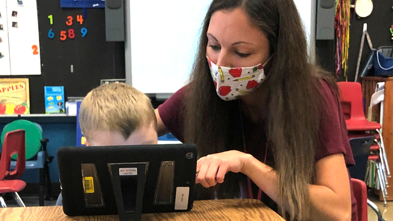 Muncie Community Schools was one of eight public school districts to receive funding through the K-12 School Technology Resilience Initiative. Student connectivity was addressed through grant funding to MCS.